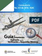 Guia Orientacion Aspirante VRM IGAC