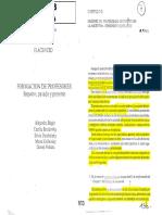 01080008 Pinkasz - Formación de Profesores -Cap 2 - Origenes Del Profesorado Secundario en La Arg