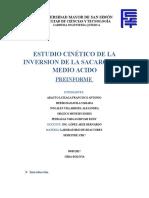 ESTUDIO CINÉTICO DE LA INVERSION DE LA SACAROSA EN MEDIO ACIDO.docx