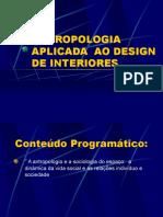 Antropologia Aplicada Ao Design de Interiores Aula2