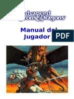 AD&D - 2.0 - Manual de Jugador