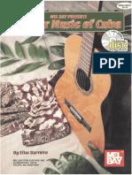 Elias Barreiro-guitar Music of Cuba