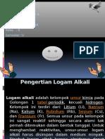 Ppt Logam Alkali