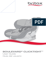 Britax Boulevard Clicktight User Guide 01-28-2015