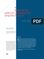 El Analisis Arquitectonico