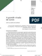 A Grande Virada de Lenin