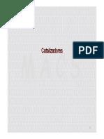 Manual de Catalizadores