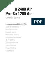 Profoto Users Guide Pro-8a DVD En