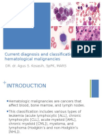 Current Diagnosis and Classification of Hematological Malignancies