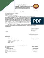 Letter of Permission Part 3