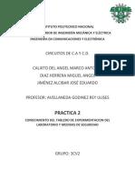 Practica 2 Circuitos c.a y c.d