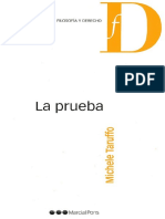510 Michele Taruffo - La Prueba