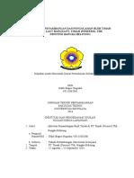 Proposal KP Ke PT. Timah Persero Tbk.