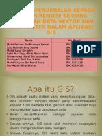 Data Raster n Vektor
