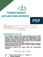 2. Transformasi Laplace & Inverce
