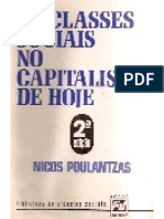 Nicos Poulantzas - As Classes Sociais No Capitalismo de Hoje
