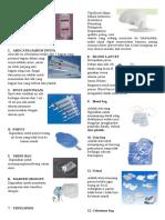 Alat Kesehatan Dari Plastik