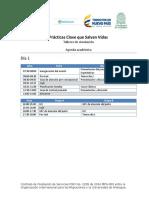 Agenda 2 Días