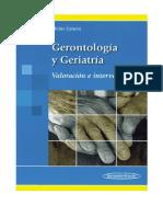 Gerontología y Gereatria