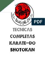 TECNICAS DE KARATE.pdf