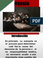 Autopsia exposicion