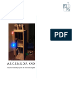 Proyecto Ascensor Arduino