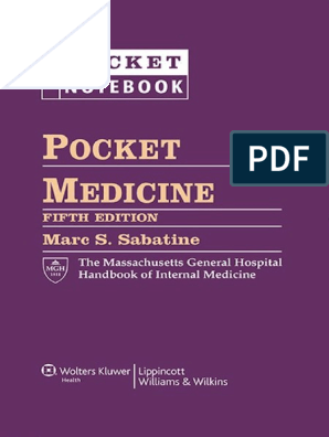 Pocket Medicine 5th Edition The Massachuset Pdf Percutaneou Coronary Intervention Myocardial Infarction Aneurysm Suprarenal Sort With Self Contained Nonflow Limiting Dissertion Flap