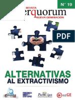 Revista Interquorum Nueva Generación Nro 19