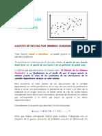 AJUSTE DE CURVAS MEDIANTE MÍNIMOS CUADRADOS.doc