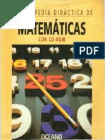 Oceano - Enciclopedia Didactica de Matematicas