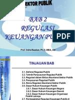 bab 2 Regulasi Keuangan Publik