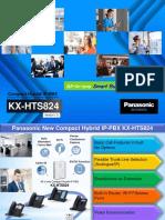 KX-HTS824 Approach Book