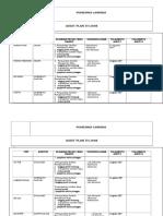 Audit Plan Th 2007