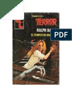 Barby Ralph - Seleccion Terror 340 - El Templo de Marrmol