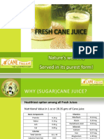 Cane Fresh Presantaion