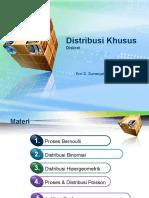 Distribusi Diskret