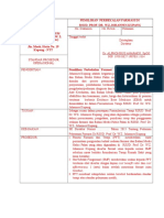 SOP PFT Penentuan Kriteria Obat Form Terapi