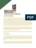 Artikel Pencemaran Lingkungan.docx