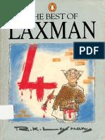The Best of Laxman - Volume IV by R.K.laxman