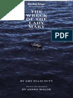 LadyMary Capsize - Pulitzer Prize