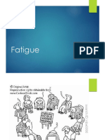 AMOM - Fatigue