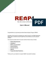 Reap Manual