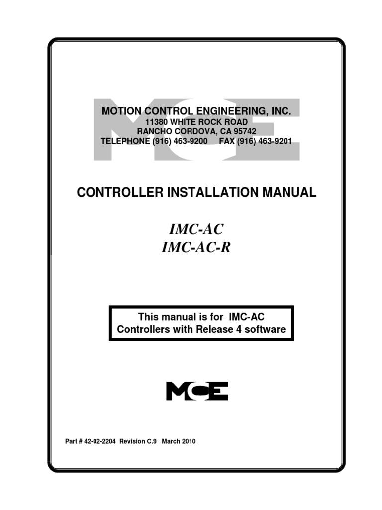 Imc Ac 42 02 2204 C9 Electrical Connector Elevator Kk2 1hc Wiring Diagram
