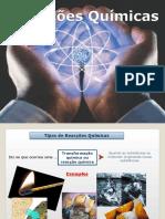 reações qumicas