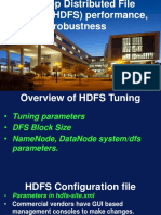 HDFS Performance