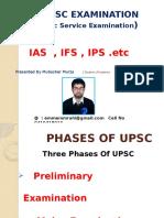 Upsc Examination