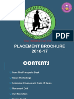prospectus placementcell pgdav