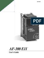 E11 WI VFD Manual