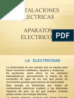 Clase 15 Construccion II - Instalaciones Electricas (1)