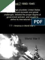 power 8-world war ii